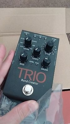 DigiTech TRIO Band Creator Guitar Effect Pedal Free Shipping BRAND NEW !!!!!