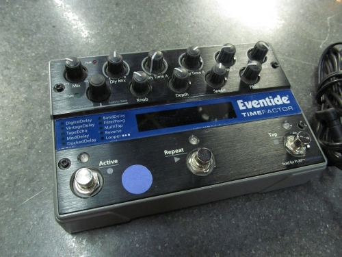 EVENTIDE TIME FACTOR PEDAL NO RESERVE!!!